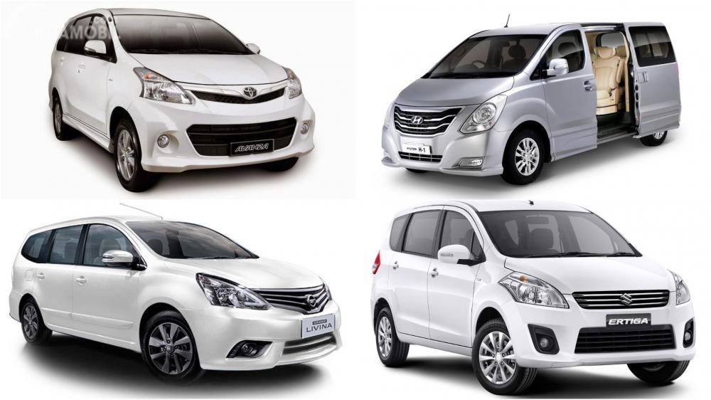 Inilah Pilihan Mobil Bekas MPV Rp 100 Jutaan, Harga Terjangkau Dengan Kondisi Spesial