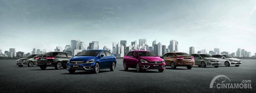 Akan kah Suzuki Ciaz Baru Hadir Di Indonesia?