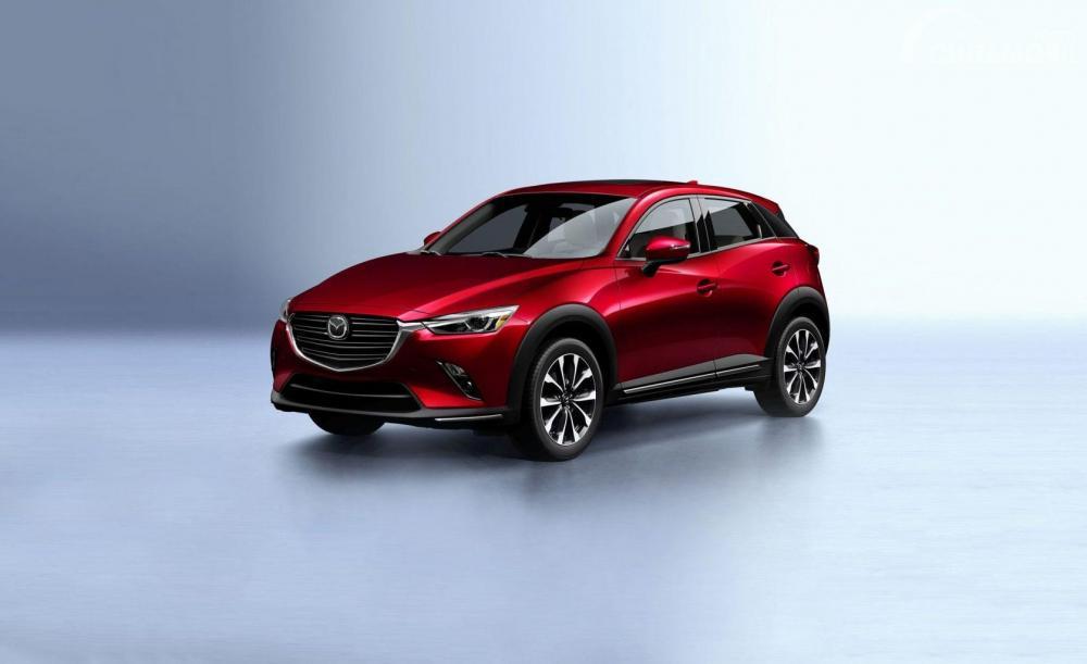 Mazda Cx 3 >> Review Mazda Cx 3 2018 Si Sexy Yang Fun To Drive Untuk