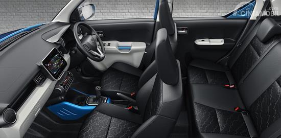 Kursi Suzuki Ignis GL 2018 Dengan Seat Cover Stylish dan Modern