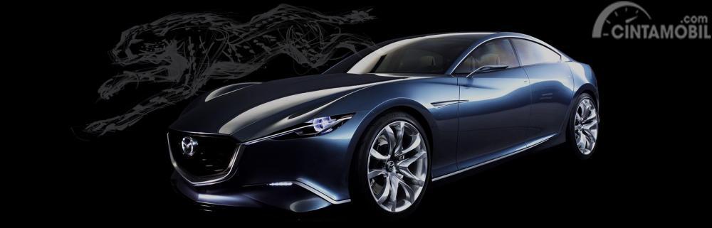 All New Mazda6 Elite Sedan 2018 Mendapat Filosofi Desain Kodo