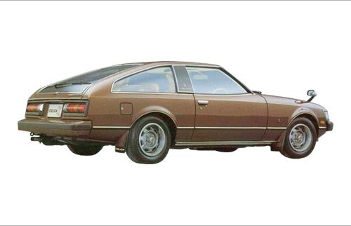 Toyota Celica XX awal dari kehadiran Toyota Supra