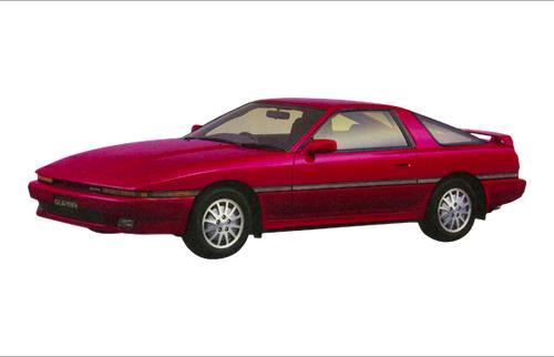 Toyota Supra generasi ketiga