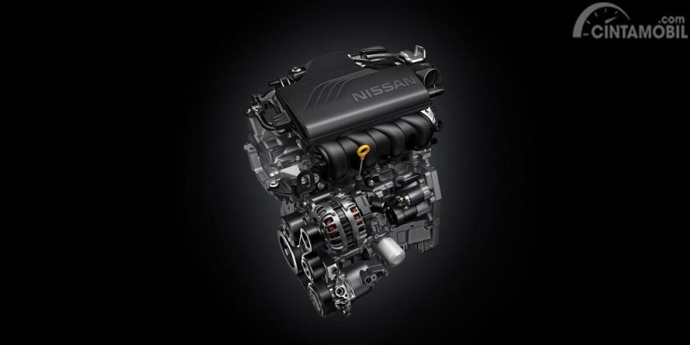 Operasi Mesin Nissan Kicks 2018 menggunakan kapasitas silinder sebesar 1.598 cc