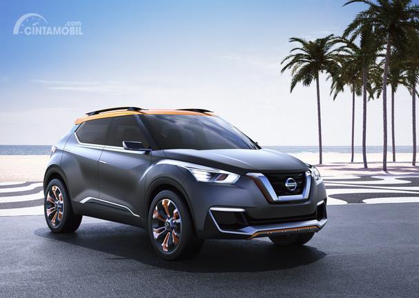 Nissan Kicks Concept merupakan ide pertama yang diperkenalkan pada tahun 2014