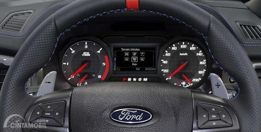 Ford Raptor Interior >> Preview Ford Ranger Raptor 2019