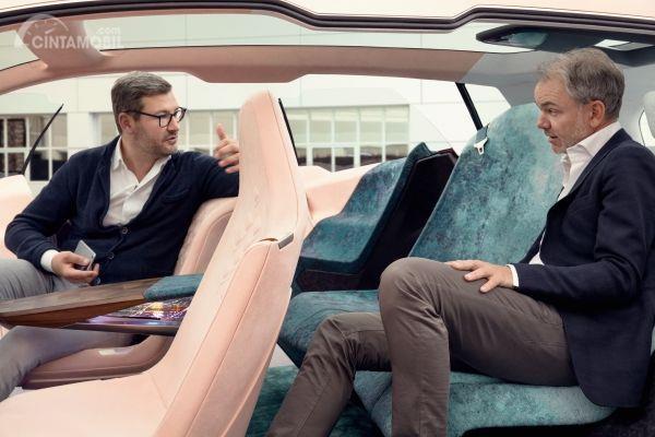 Konsep BMW iNext 2019 hadirkan segala utilitas dan teknologi masa depan