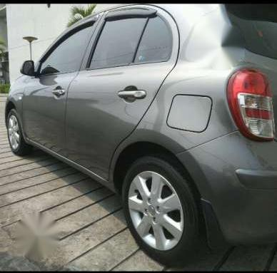 2011 nissan march 1.2l dijual