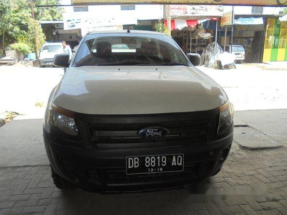 ford ranger double cabin 2013 dijual