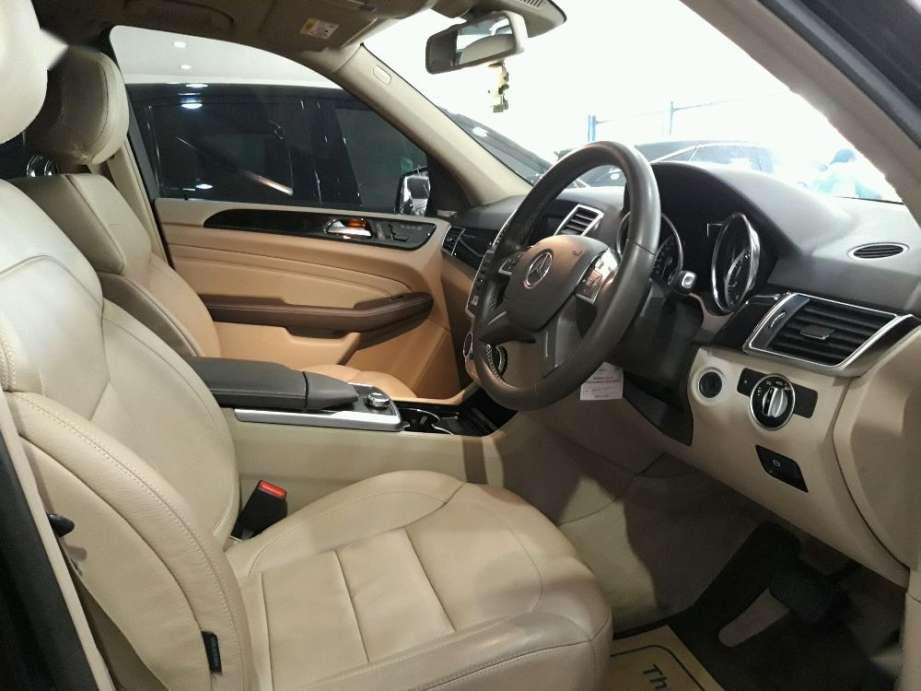 2015 mercedes-benz ml400 dijual