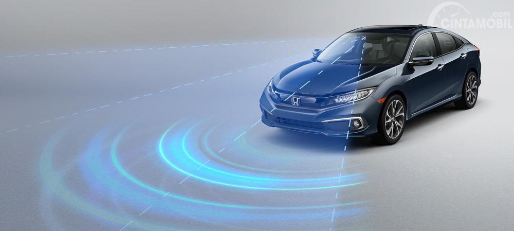 Honda Sensing Honda Civic 2019