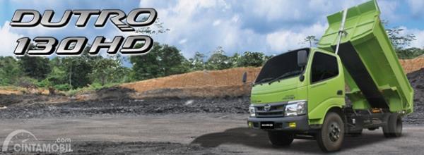 Perubahan Hino Dutro 130 HD banyak diarahkan di beberapa komponen untuk memenuhi kebutuhan konsumennya