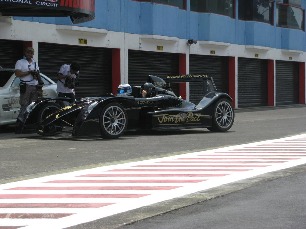 Caparo T1 2011 @ Sentul International Circuit