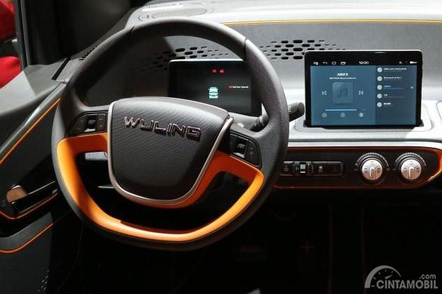 Soal Mobil Listrik, Wuling Siap Tempur Dengan Mobil Ini