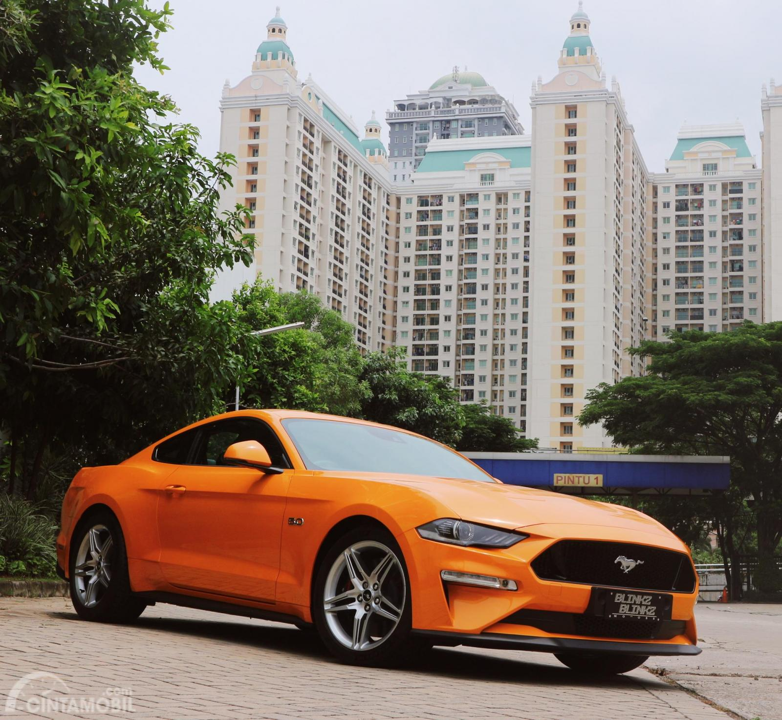 Ford Mustang Price In Indonesia