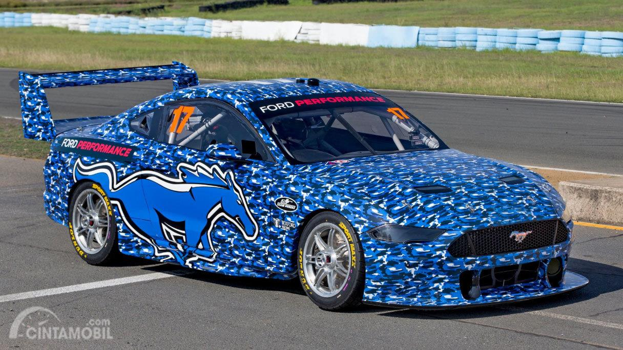 Ford Mustang Australian Supercars