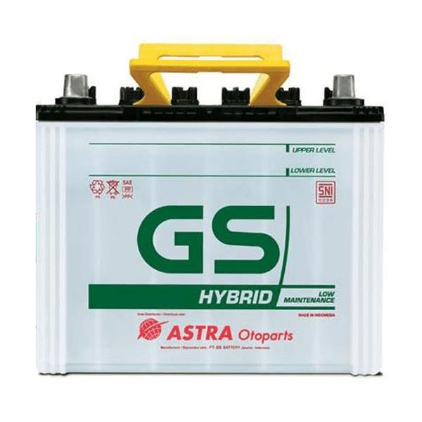 Aki Hybrid produksi GS Astra