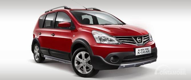 Penambahan body kit pada Nissan X-Gear