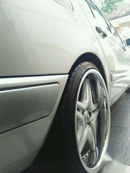 1997 mercedes-benz e320 dijual