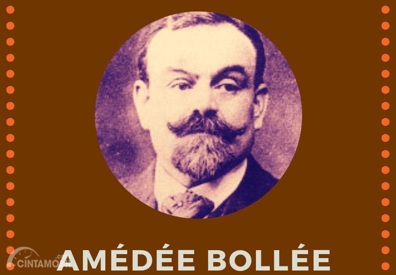 [Infografik] Amédée Bollée, Kandidat Terkuat Bapak Otomotif Dunia