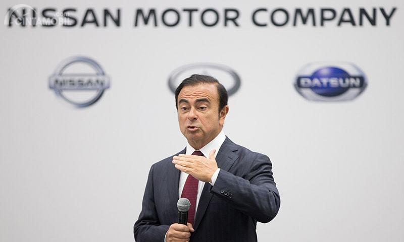 CEO Nissan Diambang Pemecatan Setelah Dugaan Penggelapan Uang Perusahaan