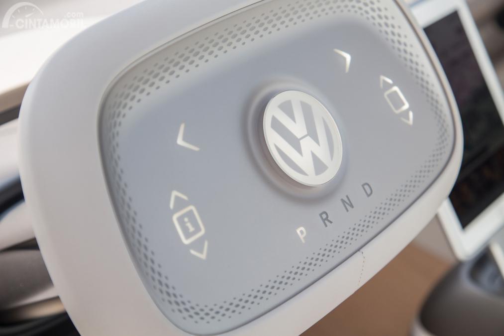 Setir Volkswagen ID Buzz 2017 juga menyuguhkan teknologi Autonomous Driving