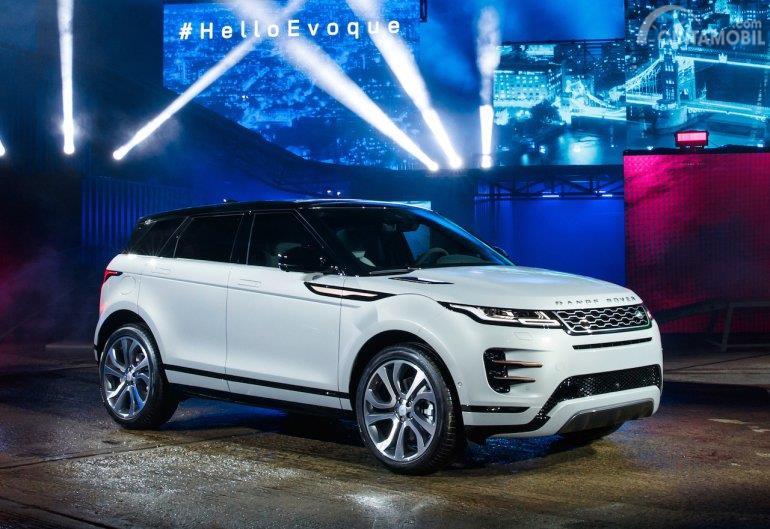 Review Land Rover Evoque 2019