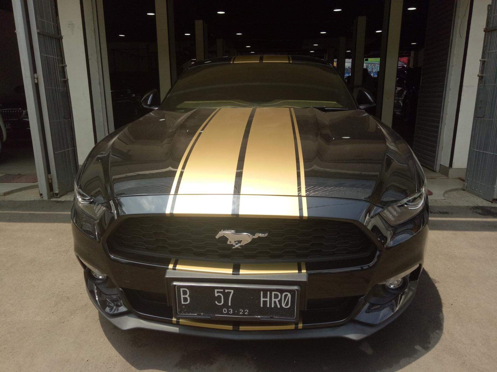 Jual ford mustang ecoboost a t 2016