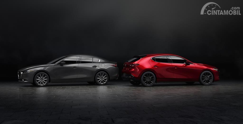 Prediksi mobil baru GIIAS 2019 dari Mazda adalah Mazda 3