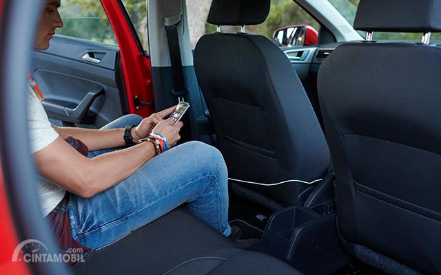 Gambar Ilustrasi Kepraktisan VW Polo 2019