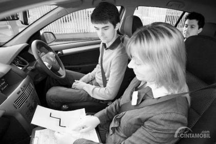 Sejarah batasan umur tes ujian kendaraan diberlakukan untuk mereka yang memiliki umur 21 tahun ke atas