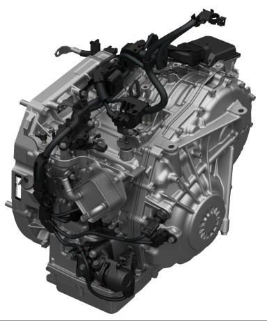 Gambar CVT pada mobil Honda HR-V 2019