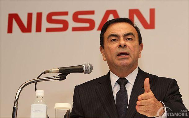 Efek Skandal Gaji Carlos Ghosn, Peluncuran Small MPV Nissan Xpander Dikhawatirkan Tertunda