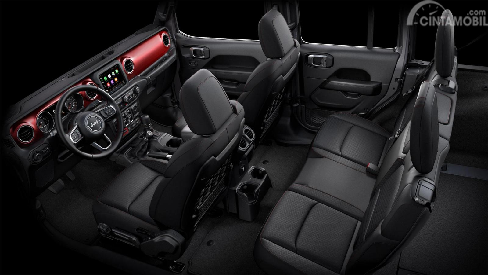 Review Jeep Wrangler Rubicon 4 Door 2019