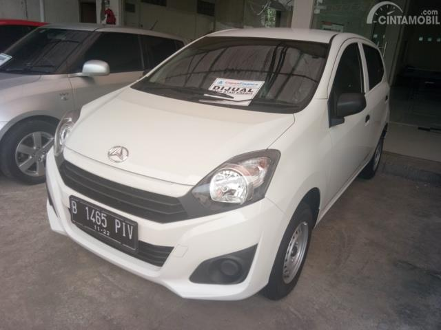 City car Daihatsu Ayla dengan harga terjangkau