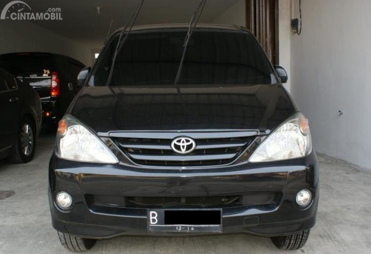 Tips Membeli Mobil Toyota Avanza 1.3 S VVT-i 2004, Avanza Matik Pertama di Indonesia