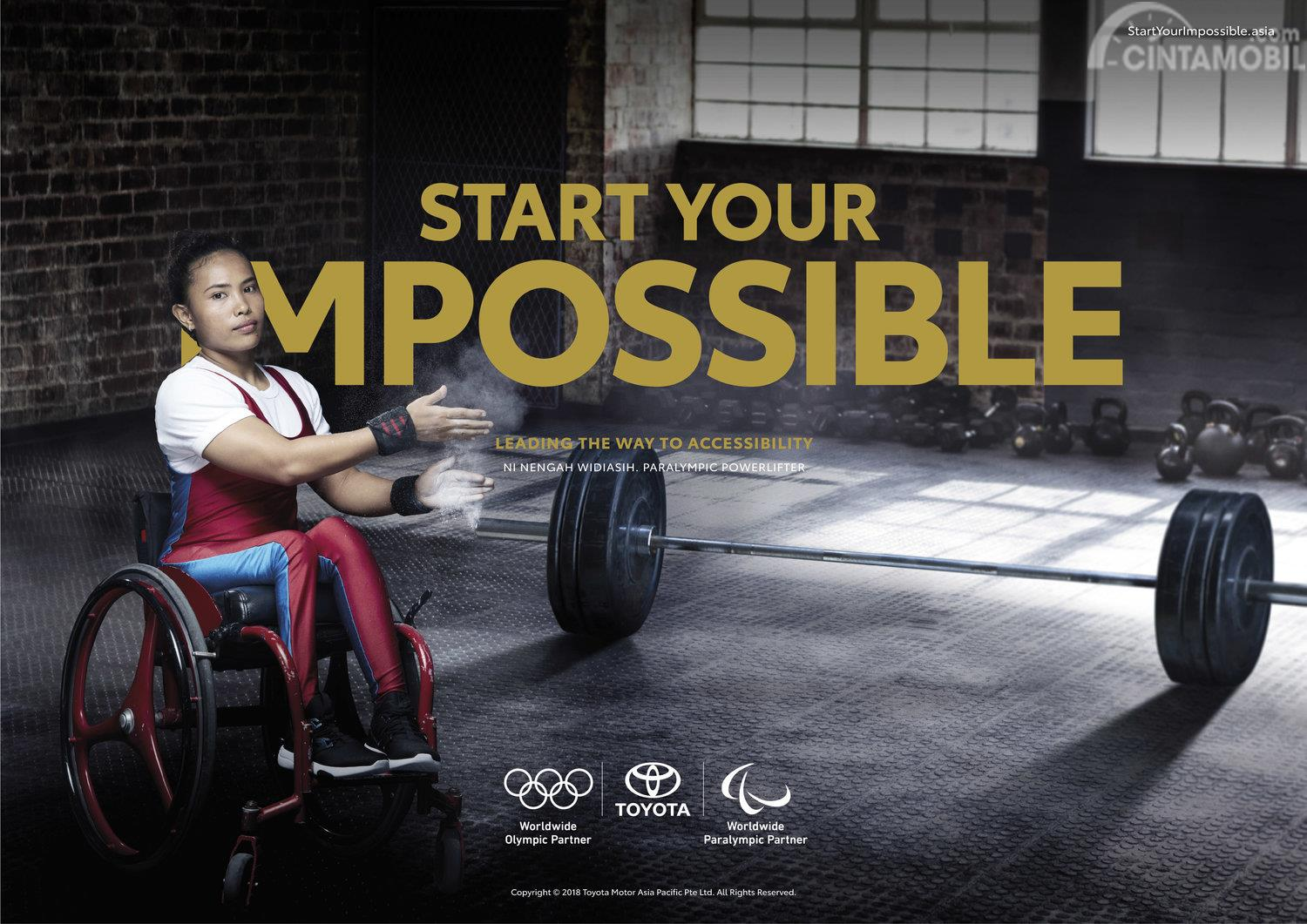 Gambar Toyota Start Your Impossible