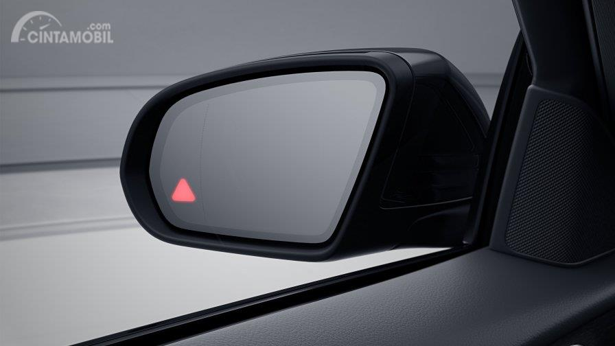 Fitur keselamatan Mercedes-Benz C 200 EQ Boost Avantgarde Line 2019