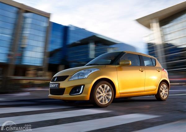 Gambar desain Suzuki Swift 2013