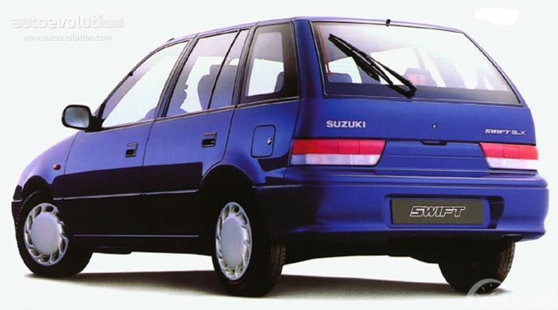 Gambar Suzuki Swift 2000