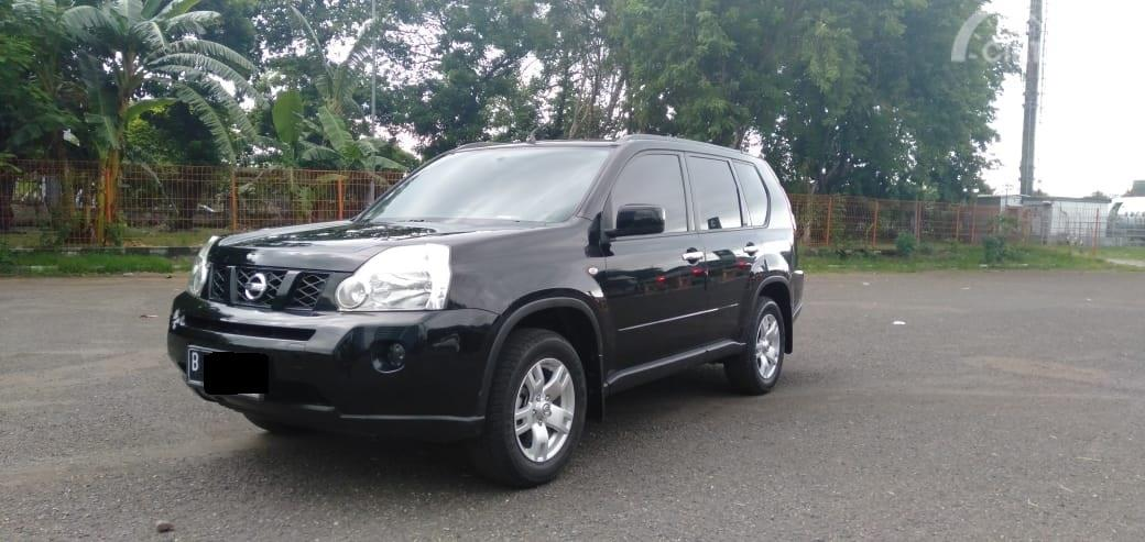 Review Nissan X Trail 2008 T31