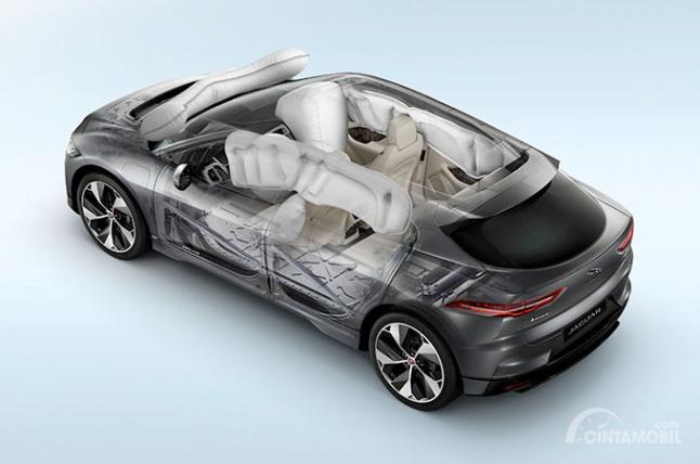 Airbag Jaguar I-PACE 2019