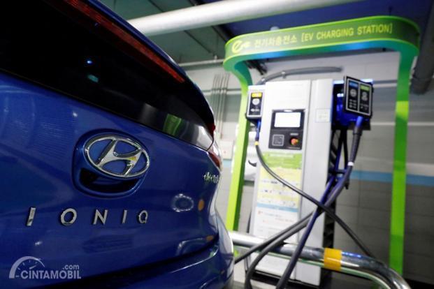 Hyundai Investasikan 13 Triliun untuk Pabrik Mobil Listrik di Indonesia
