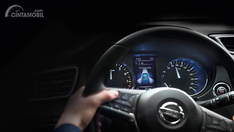 Tampak Setir Nissan Qashqai Xtronic CVT