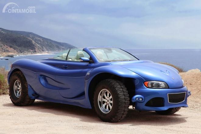 Youabian Puma pernah diperkenalkan di aara LA Auto Show 2013