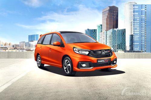 Ditengah Persaingan Xpander-Avanza, Facelift Honda Mobilio Dipersiapkan