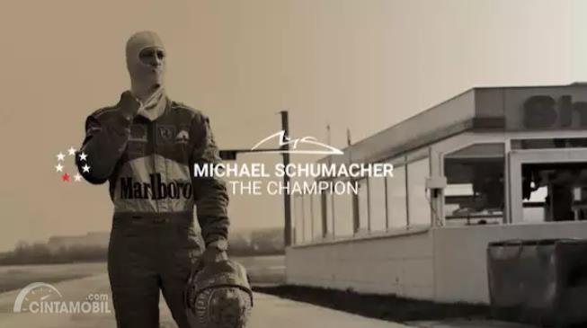 50 Tahun Michael Schumacher, Ferrari Rilis Aplikasi Hingga Emoji