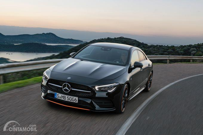 Mercedes Benz Cla >> Review Mercedes Benz Cla Class 2019 A Class Yang Lebih