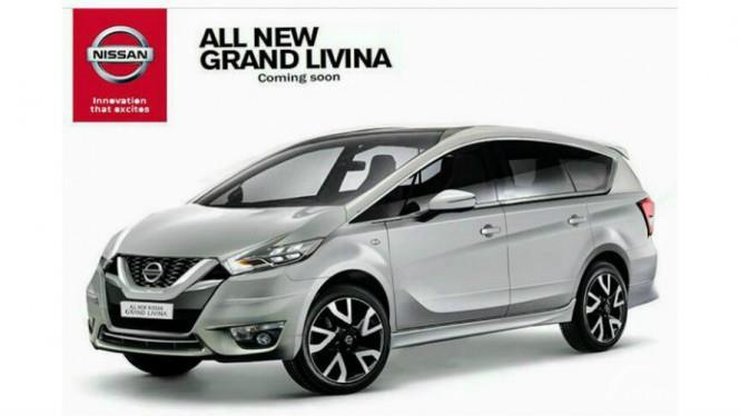 Simpang Siur Peluncuran Nissan Grand Livina 2019, Mana Paling Realistis?