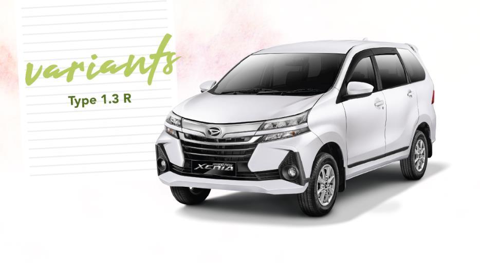 Daihatsu Xenia 1.3 R 2019 sudah dilengkapi dengan fitur-fitur menarik